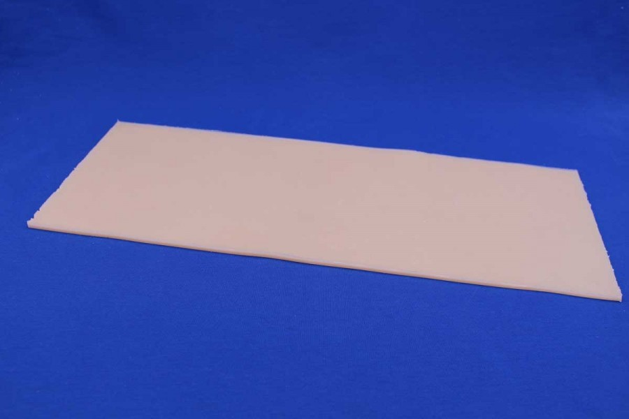 Silicone plate 4 mm thick
