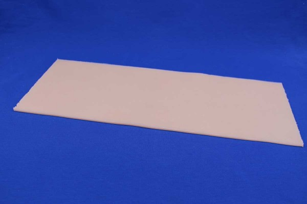 Silicone plate 6 mm thick