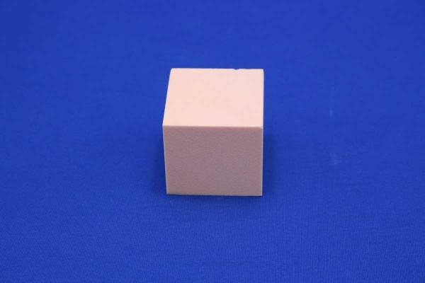 BLOC GENERIQUE SOLID FOAM 0,25g/cm3  5cm x 5cm x 5cm