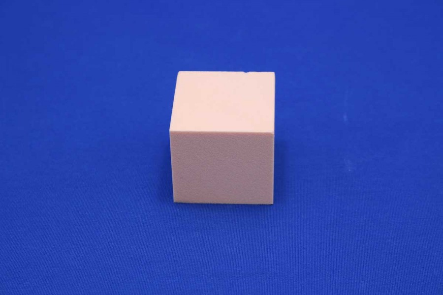 BLOCK GENERIC SOLID FOAM 0.25g/cm3 5cm x 5cm x 5cm