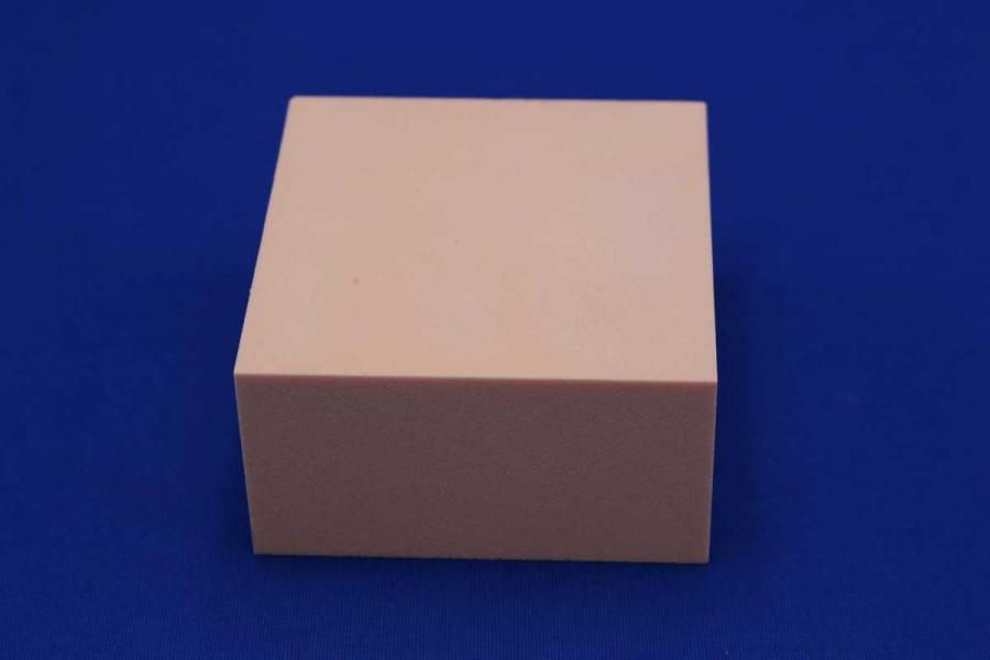 BLOCK GENERIC SOLID FOAM 0,35g/cm3 10cm x 10cm x 5cm
