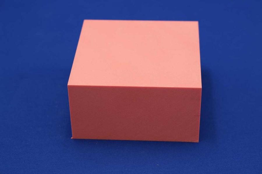 BLOCK GENERIC SOLID FOAM 0,45g/cm3 10cm x 10 cm x 5cm
